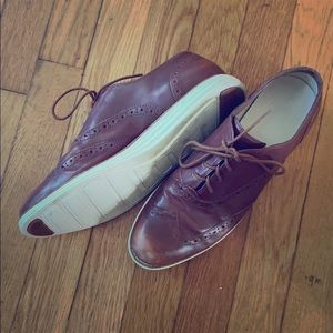 Cole Haan Bruges oxford Iightweight shoes 9